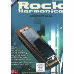 Hal Leonard Al Ek: Rock Harmonica