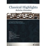 Schott Classical Highlights Flute