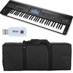 Korg Krome 61 keys Bundle