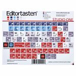 Editortasten Studio One Edition