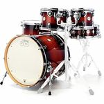 DW Design Fusion - Tobacco Burst