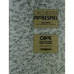 Edition Peters Orchester Probespiel Oboe