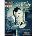 Hal Leonard Jazz Play-Along Gershwin