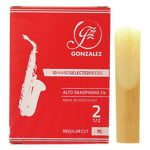 Gonzalez RC Alto Saxophone 2.5