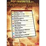 Hal Leonard Pop Favorites For Fingerstyle