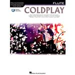 Hal Leonard Flute Play-Along: Coldplay