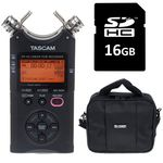Tascam DR-40 Bundle