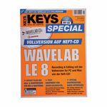 PPV Medien Keys Special mit WaveLab LE 8