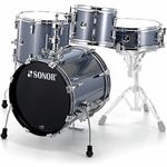 Sonor Safari Shell Set Black Sparkle