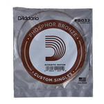Daddario PB032 Single String