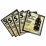 C.Giant Acoustic String Set 5 pcs