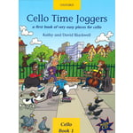 Oxford University Press Cello Time Joggers