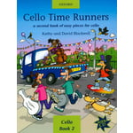 Oxford University Press Cello Time Runners