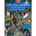 Oxford University Press Cello Time Sprinters