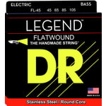 DR Strings DR B HIFL FLB 45 Flatwound