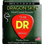 DR Strings Dragon Skin Acoustic 13-56