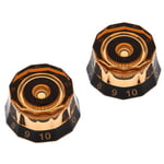 PRS ACC-4247 Lampshade Knobs Amber
