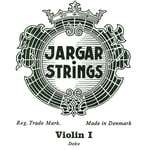 Jargar Violin Strings Silver Medium