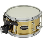 "Millenium 10""x5,5"" Brass Side Snare"