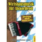 Musikverlag Geiger Wirtshausmusik Akkordeon 7