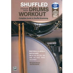 Alfred Music Publishing Shuffled Drums Workout