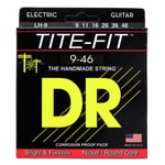 DR Strings Tite Fit LH-9 9-46