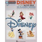 Hal Leonard Altsax. Easy Play Along Disney