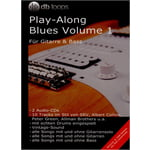 db loops Play Along Blues 1