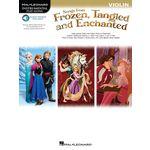 Hal Leonard Frozen Tangled Violin