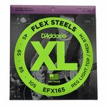 Daddario EFX165 Flex Steels