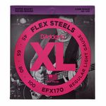 Daddario EFX170 Flex Steels