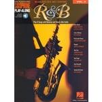 Hal Leonard Saxophone Play Along R&B