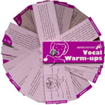 Music Sales Notecracker Vocal Warm-Ups