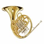 Thomann HR- 810 Bb-/ F- Horn B-Stock