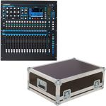 Allen & Heath Qu-16 Case Bundle