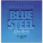 Dean Markley 2673 CL 4 Blue Steel