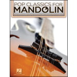 Hal Leonard Pop Classics For Mandolin
