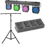Cameo Multi PAR 1 - Lighting Bundle