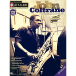 Hal Leonard Jazz Play-Along John Coltrane