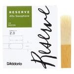 DAddario Woodwinds Reserve Alto Sax 2,0
