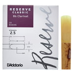 DAddario Woodwinds Reserve Clarinet Classic 2.5
