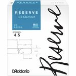 D'Addario Woodwinds Reserve Clarinet 4,5