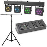 Cameo Multi PAR 2 - LED Light Bundle