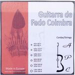 Antonio Pinto Carvalho Fado Guitar Coimbra Strings