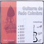 Antonio Pinto Carvalho Fado Guitar Coimbra Strings