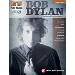 Hal Leonard Guitar Play-Along Bob Dylan