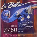 La Bella 7780 Double Bass Strings 3/4