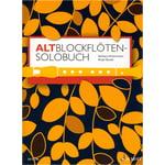 Schott Altblockflöten-Solobuch