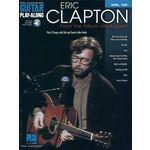 Hal Leonard Guitar Play Along Eric Clapton