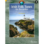 Schott Irish Folk Tunes Recorder